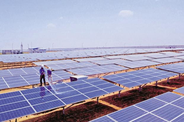 """""""The solar plant will generate 250 million units of energy"""