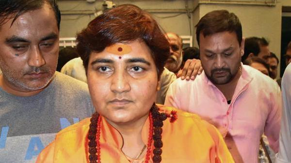 Pragya Singh Thakur, BJP Bhopal candidate