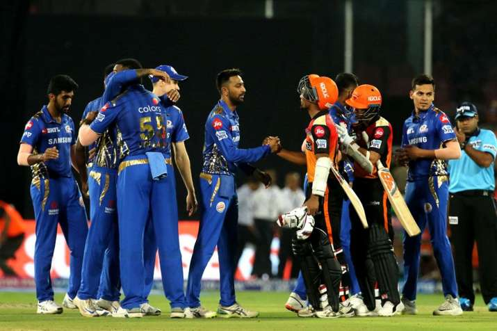IPL 2019, Mumbai Indians vs Sunrisers Hyderabad: Probable Playing 11 of MI vs SRH and Match Predicti