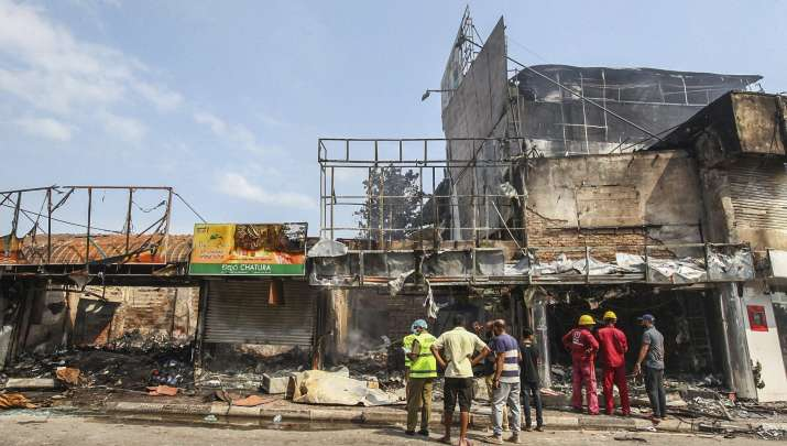 Sri Lanka terror attack latest