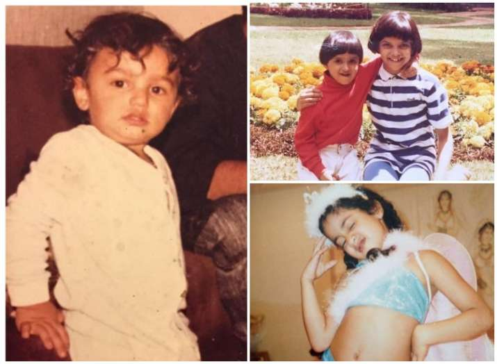 Can you identify your superstars in their childhood photos?