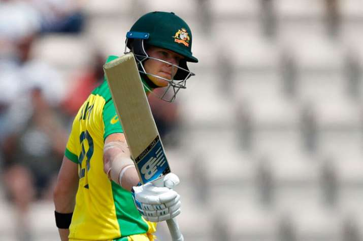 ENG vs AUS, World Cup Warm-Up: Steve Smith's hundred and clinical show by bowlers help Australia bea