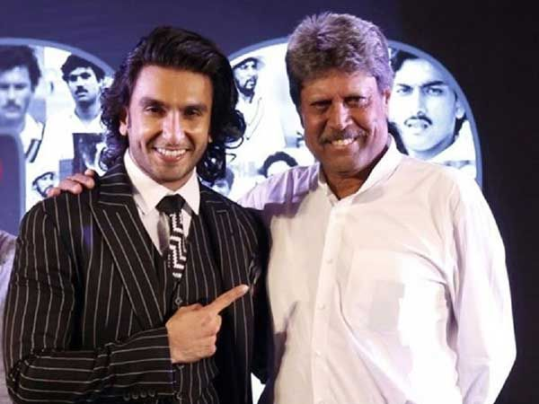 83: Ranveer Singh to train with Kapil Dev for ten days in