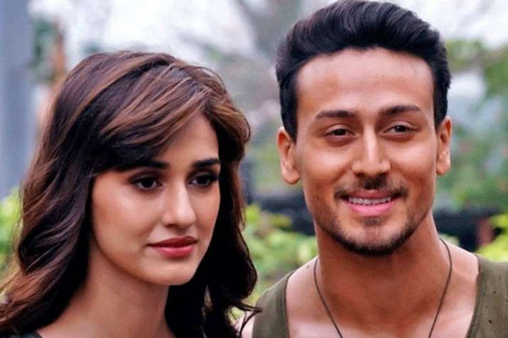 India Tv - Tiger Shroff and Disha Patani