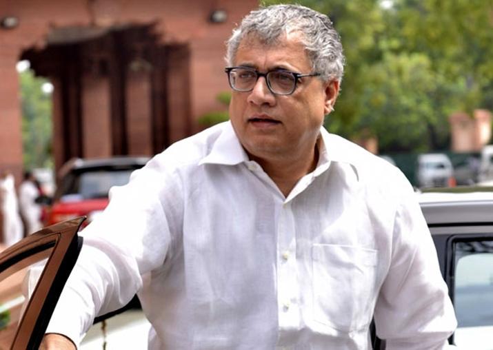 TMC leader and Rajya Sabha member Derek O'Brien