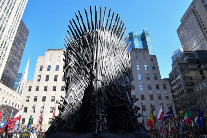 India Tv - Iron Throne in Russia