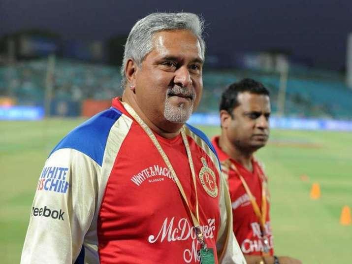 Vijay Mallya co-owned Royal Challengers Bangalore from 2008