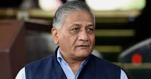 V K Singh: Former Army chief proves his mettle in political