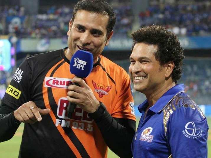 While VVS Laxman is part of SRH's coaching staff, Tendulkar