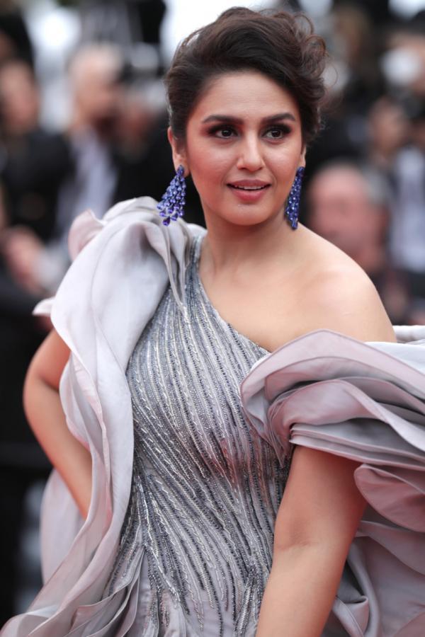 India Tv - Huma Qureshi at Cannes