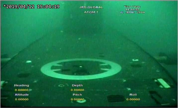 India Tv - The live mating exercise is a historic achievement towards DSRV integration into the Indian Navy.