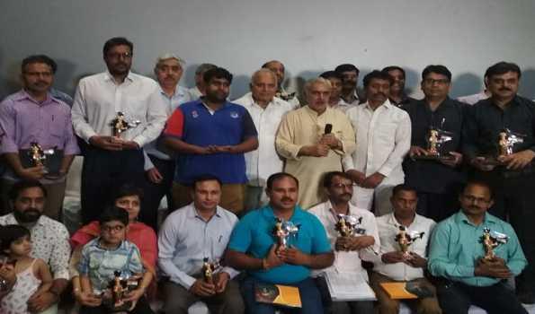 29 journalists conferred with Matri Shree Media Awards