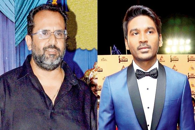 Raanjhanaa duo Dhanush and Aanand L Rai reunites for second