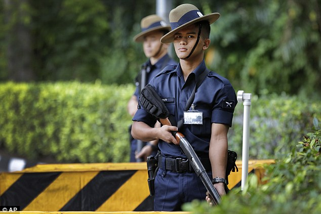 Indian-origin woman jailed for assaulting Singapore police