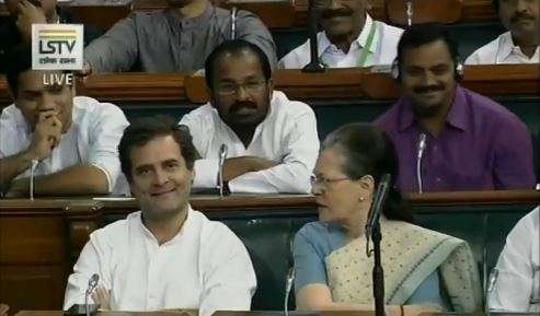 India Tv - Rahul Gandhi with his mother Sonia Gandhi