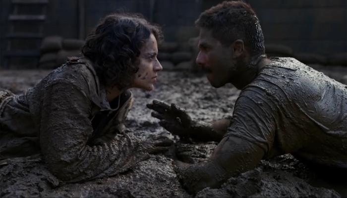 India Tv - Shahid Kapoor talks about kissing Kangana Ranaut in mud for Vishal Bhardwaj's Rangoon