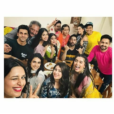 India Tv - Yeh Hai Mohabbatein Iftar Party