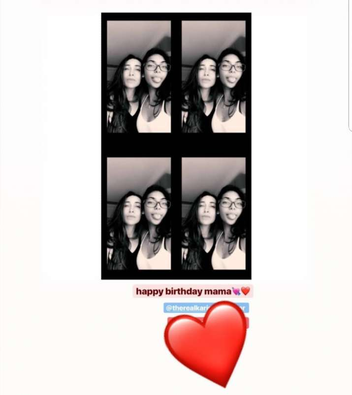 India Tv - Karisma Kapoor's daughter wishes her on birthday