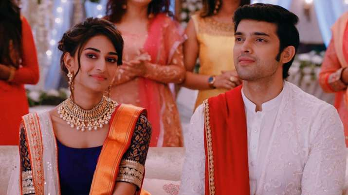 India Tv - Parth Samthaan and Erica Fernandes