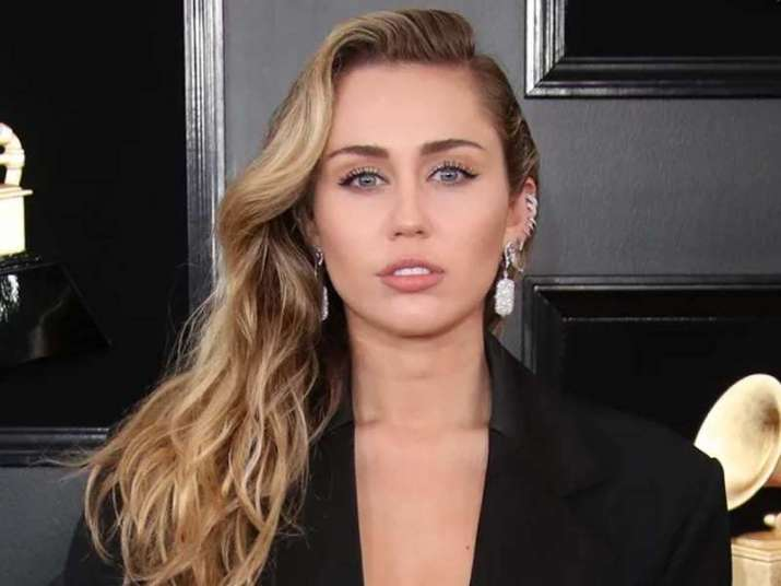 Can't be grabbed without consent: Miley Cyrus