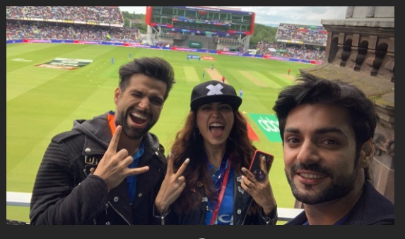 India Tv - Karan Wahi's Instagram story
