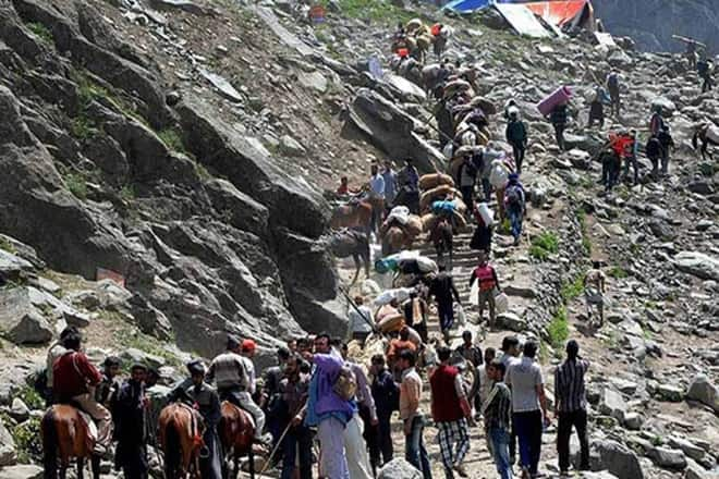 Special train for Amarnath pilgrims to start from July