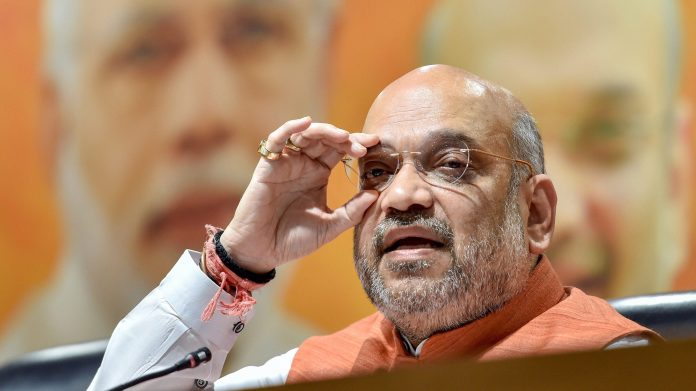 Amit Shah is currently given Z-plus security by central