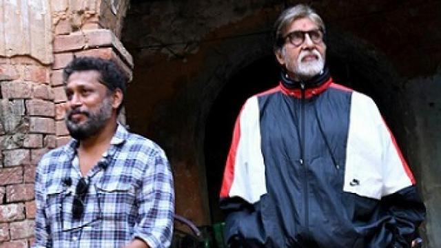 Gulabo Sitabo: Fans in frenzy as Amitabh Bachchan shoots