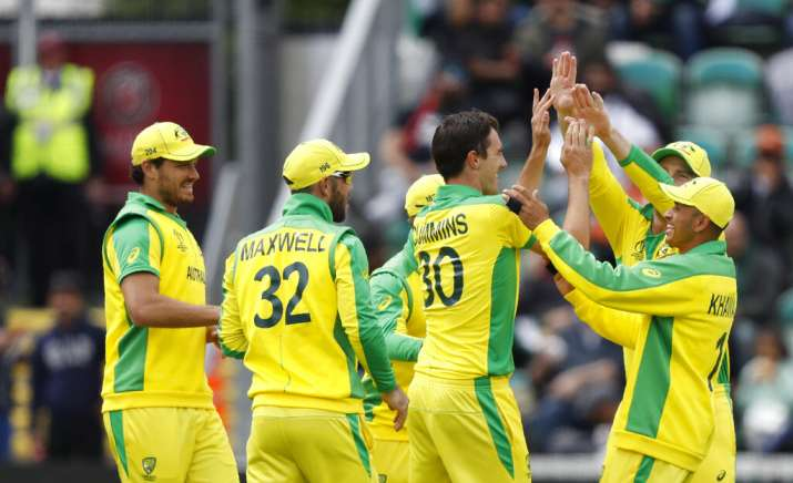 Live Cricket Score, AUS vs PAK, 2019 World Cup Match 17: Imam, Hafeez take charge after early blow