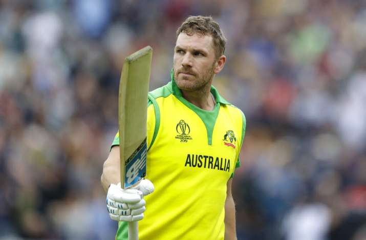 2019 World Cup: Aaron Finch slams 15th ODI century during England-Australia clash | Cricket News – India TV