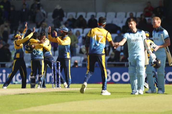 2019 World Cup Sri Lanka vs England
