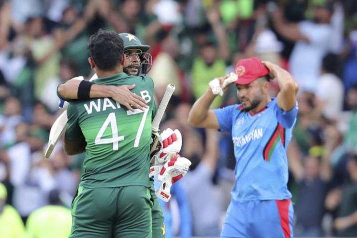 2019 World Cup Pakistan vs Afghanistan