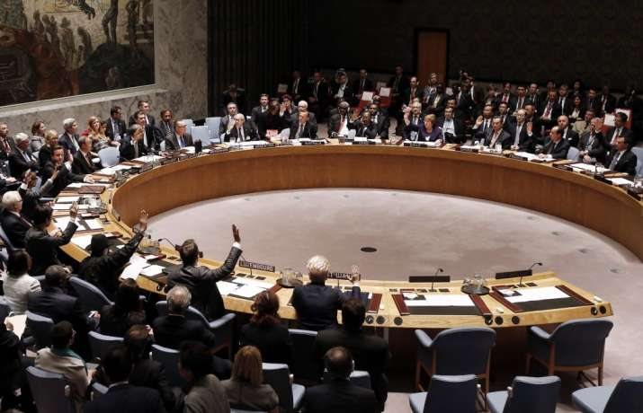 China, Pakistan back India for non-permanent UNSC seat