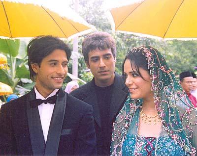 India Tv - Karan and Mona in Jassi Jaisi Koi Nahi