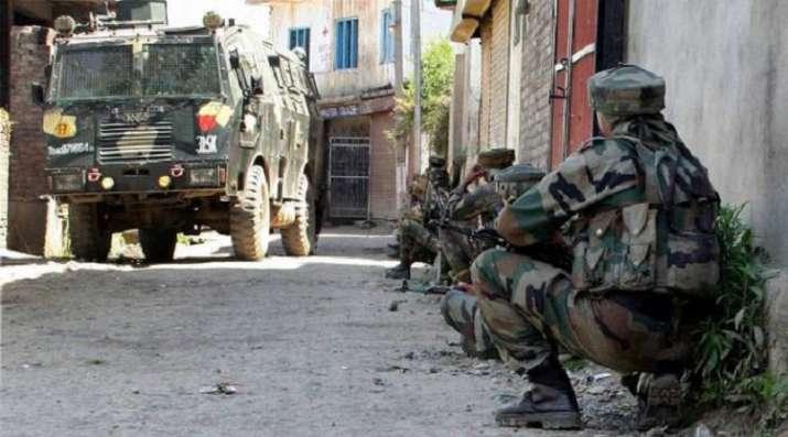 Jammu and Kashmir encounter