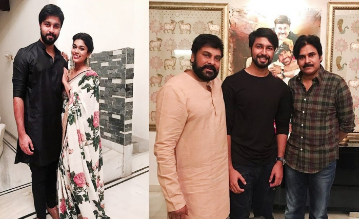 10 booked for harassing Chiranjeevi's son-in-lawKalyan