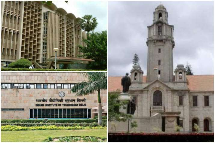 IIT-Bombay, IIT-Delhi, IISc-Bangalore among top 200 Colleges
