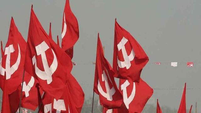 Representative image of CPI-M Party.
