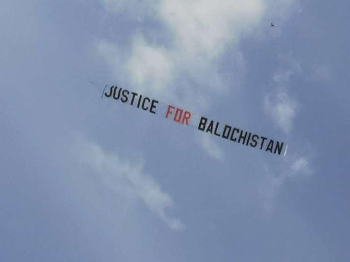 Image result for balochistan banner flying