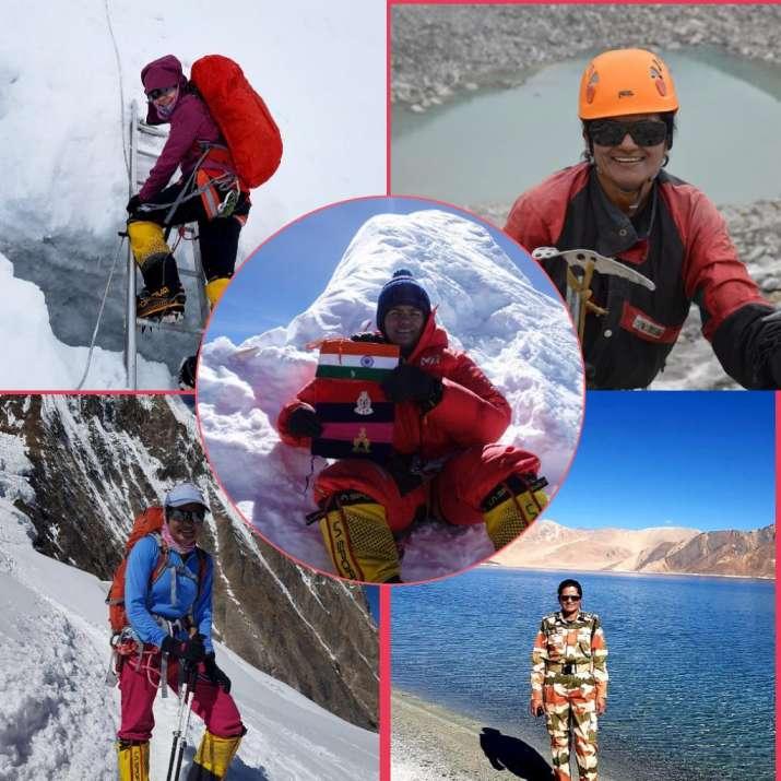 IPS Aparna Kumar scales Mount Denali, North America's