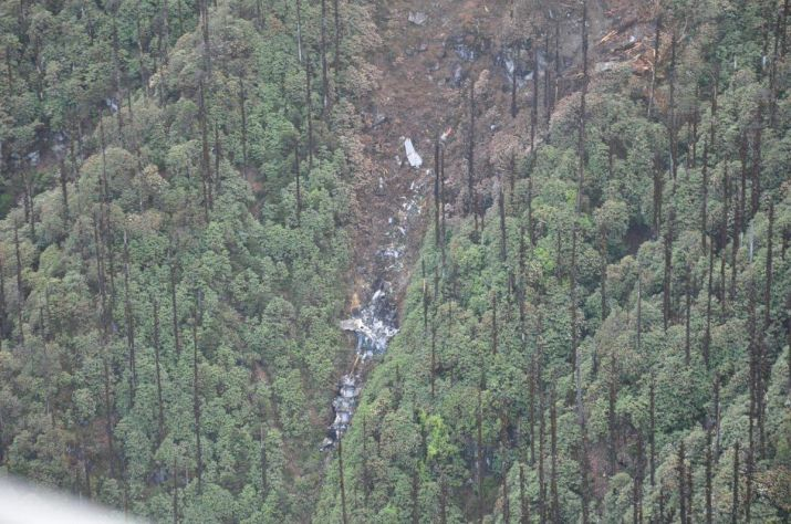 AN-32 crash: Six bodies airlifted to West Siang in