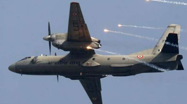 An-32 still missing, villagers saw thick black smoke