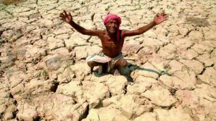 About 42% of India abnormally dry