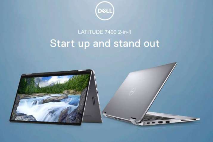 Dell Latitude 7400 2-in-1 laptop launched in India
