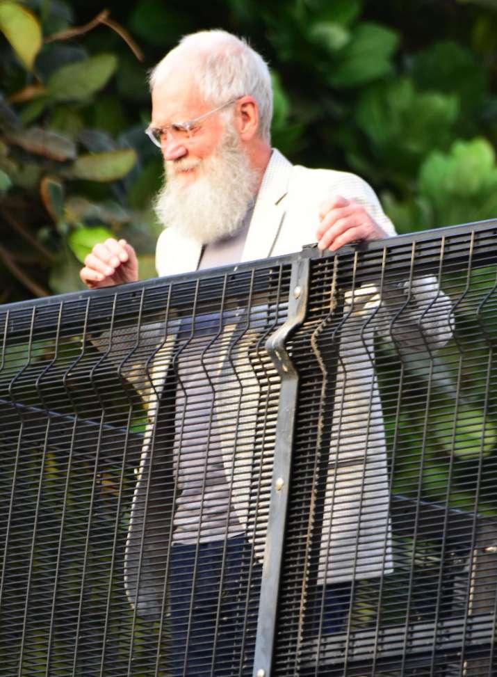 India Tv - David Letterman