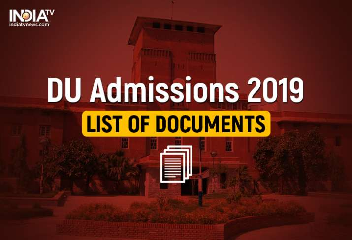 DU first cut-off list on June 28: Hurry up with these