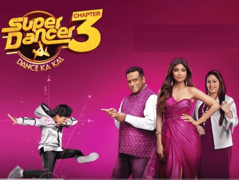 India Tv - Super Dancer 3