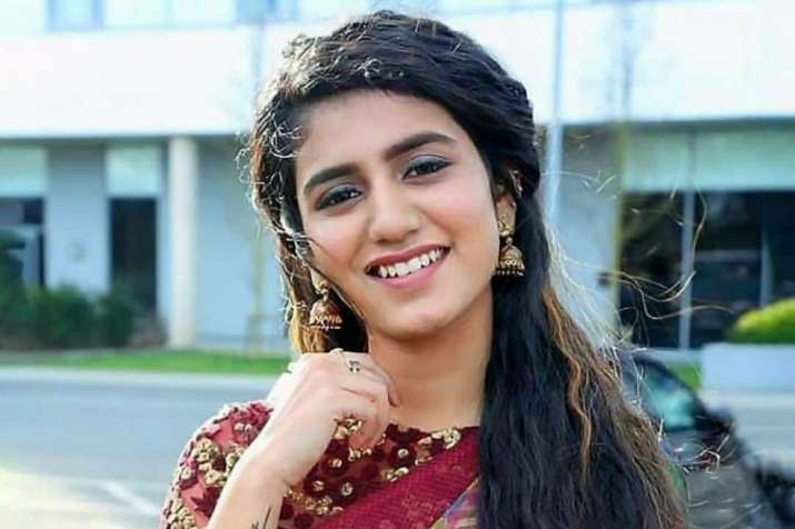 Priya Prakash Varrier turns singer for P.R. Arun's sports-drama ...