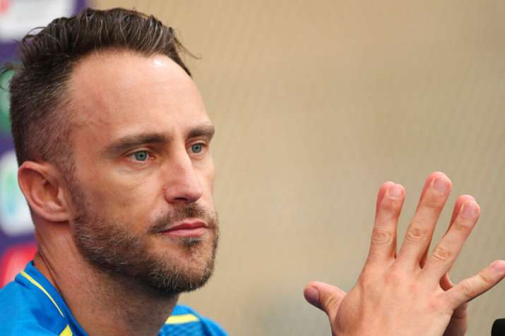2019 World Cup | If we look back, it would be tough to get out of hole: Faf du Plessis
