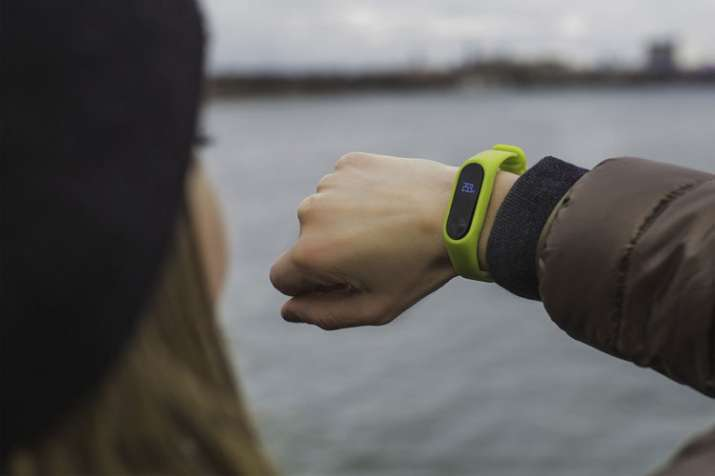 Yoga Fitness Tracker with Personal Coaching band under Rs 5,000